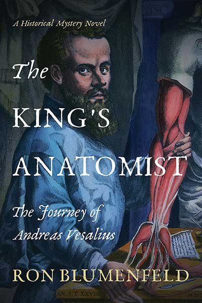 The King's Anatomist Book Cover