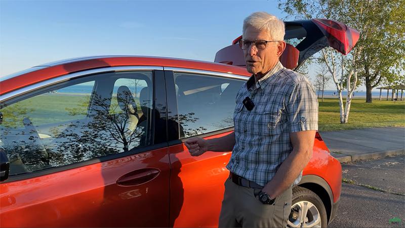 Ron Reviews his 2020 Chevy Bolt EV